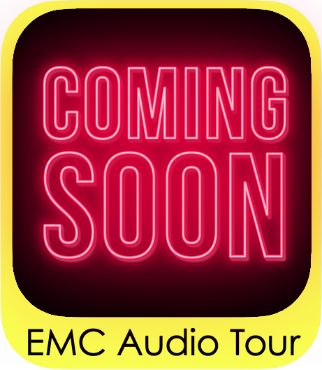 coming soon: emc audio tour