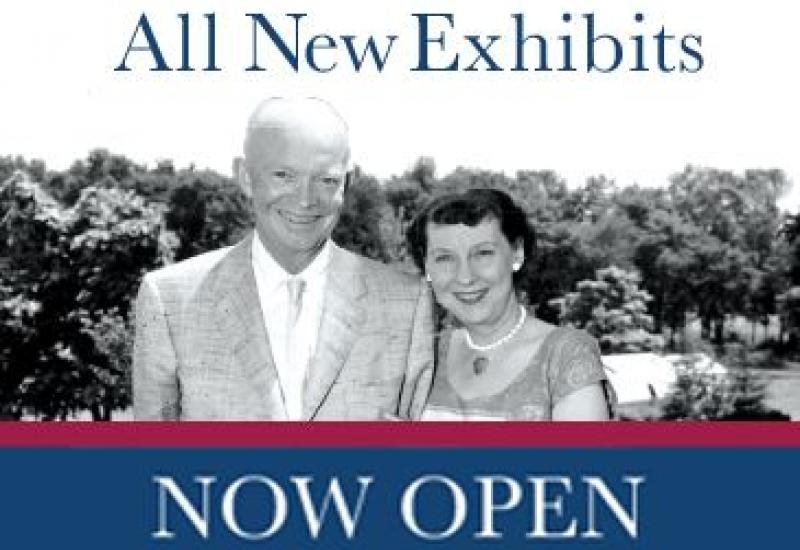 All new exhibits now open
