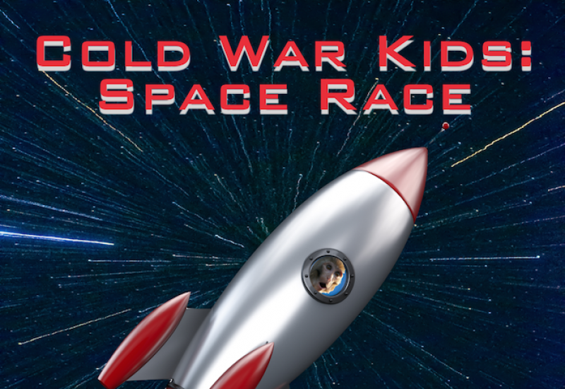 Cold War Kids: Space Race