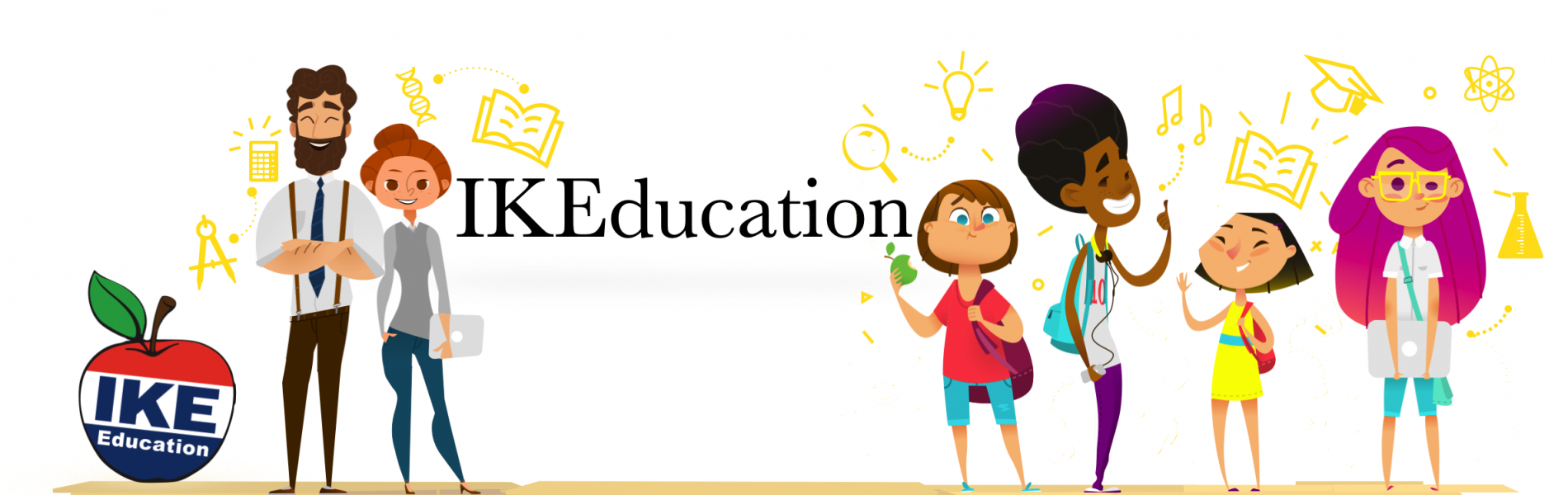 IKEducation banner